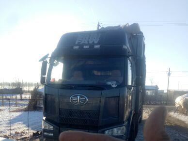 青岛解放其他车系 载货车  260匹 2012年06月 8x4