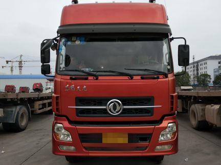 东风天龙 载货车  210匹 2012年11月 6x2