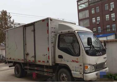 江淮其他车系 载货车  100匹 2013年11月 4x2