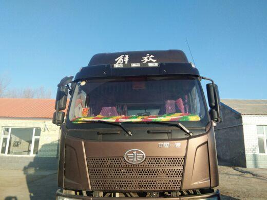 一汽解放其他车系 载货车  240匹 2017年05月 6x2
