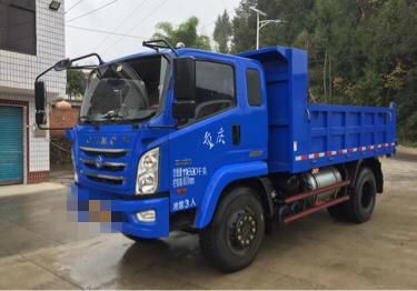 南骏瑞宇 自卸车  140匹 2018年05月 4x2