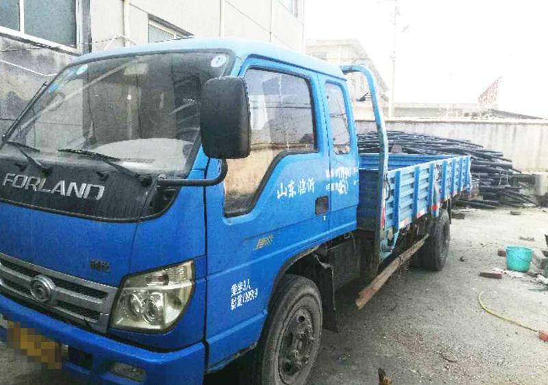 #其他品牌 载货车  70匹 2011年11月 4x2
