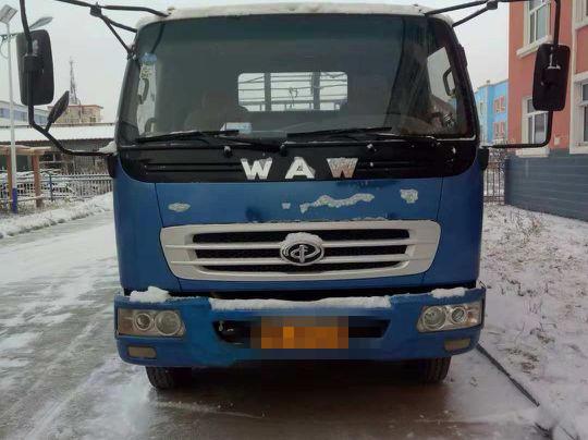 #其他品牌 载货车  140匹 2012年12月 4x2