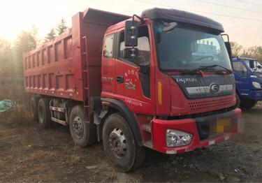 北汽福田瑞沃 载货车  260匹 2014年11月 8x4