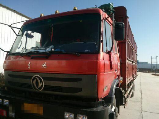 东风创普 载货车  170匹 2013年01月 4x2