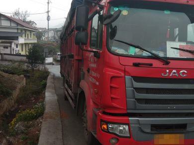 江淮格尔发 载货车  160匹 2016年08月 4x2