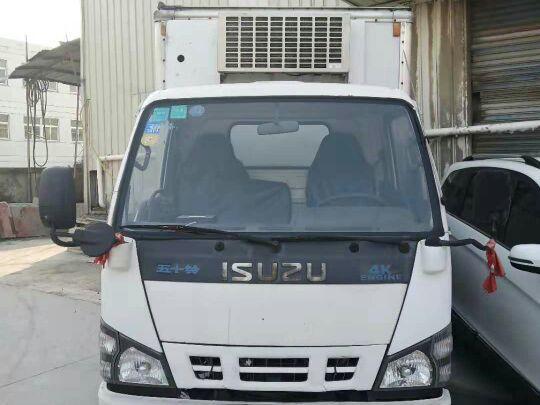 五十铃其他车系 冷藏车  97匹 2012年06月 4x2