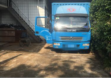 东风锐铃 载货车  150匹 2014年11月 4x2