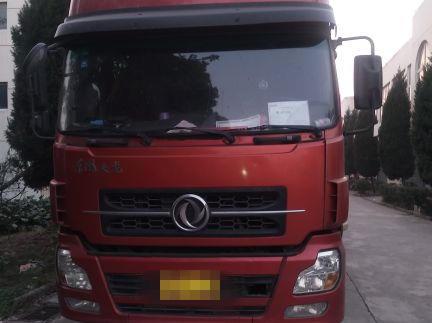 东风天龙 载货车  210匹 2011年11月 6x2