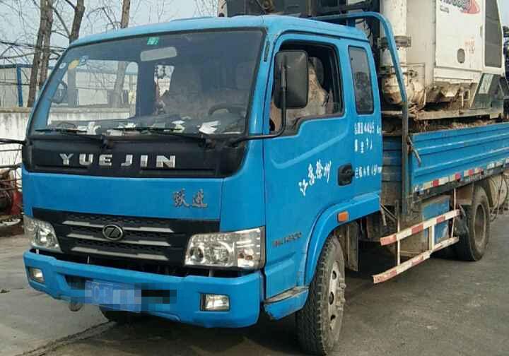 南京依维柯跃进 载货车  85匹 2012年04月 4x2