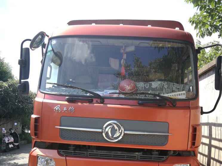 东风天锦 载货车  185匹 2009年06月 6x2