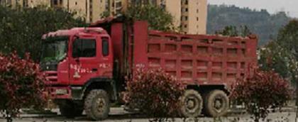 江淮格尔发K3W重卡 自卸车  340匹 2018年11月 6x2