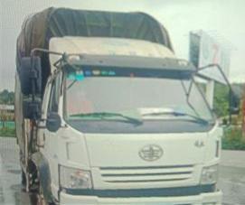 一汽解放其他车系 载货车  120匹 2014年07月 4x2