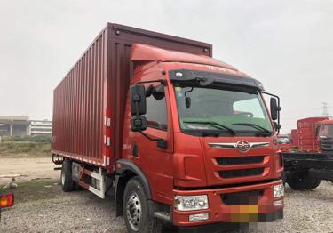 青岛解放龙V 载货车  180匹 2018年06月 4x2