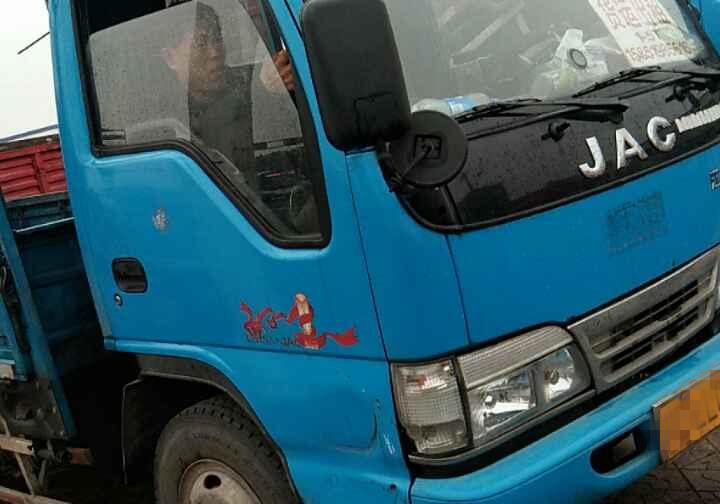 江淮其他车系 载货车  110匹 2013年11月 4x2