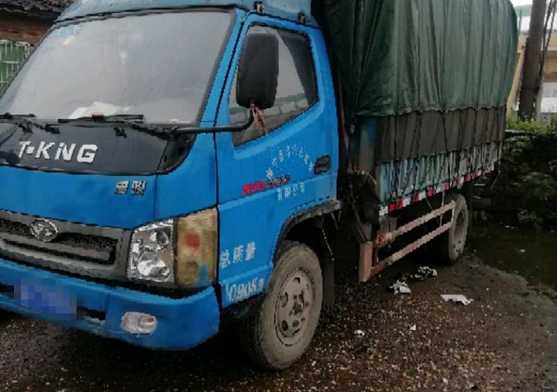 南骏瑞宝 载货车  117匹 2011年12月 4x2