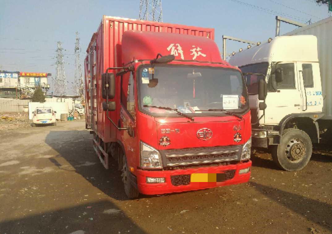 青島解放其他車系 載貨車  123匹 2018年02月 4x2