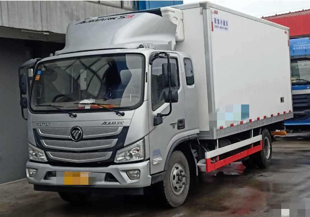 福田歐馬可 載貨車  168匹 2015年01月 4x2