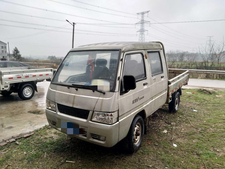 北汽福田其他車系 載貨車  120匹 2011年05月 4x2