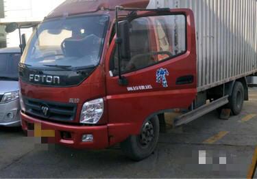 福田奧鈴奧鈴CTX 載貨車  88匹 2014年06月 4x2