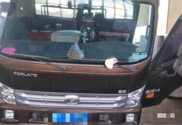 北汽福田其他車系 載貨車  90匹 2017年10月 4x2