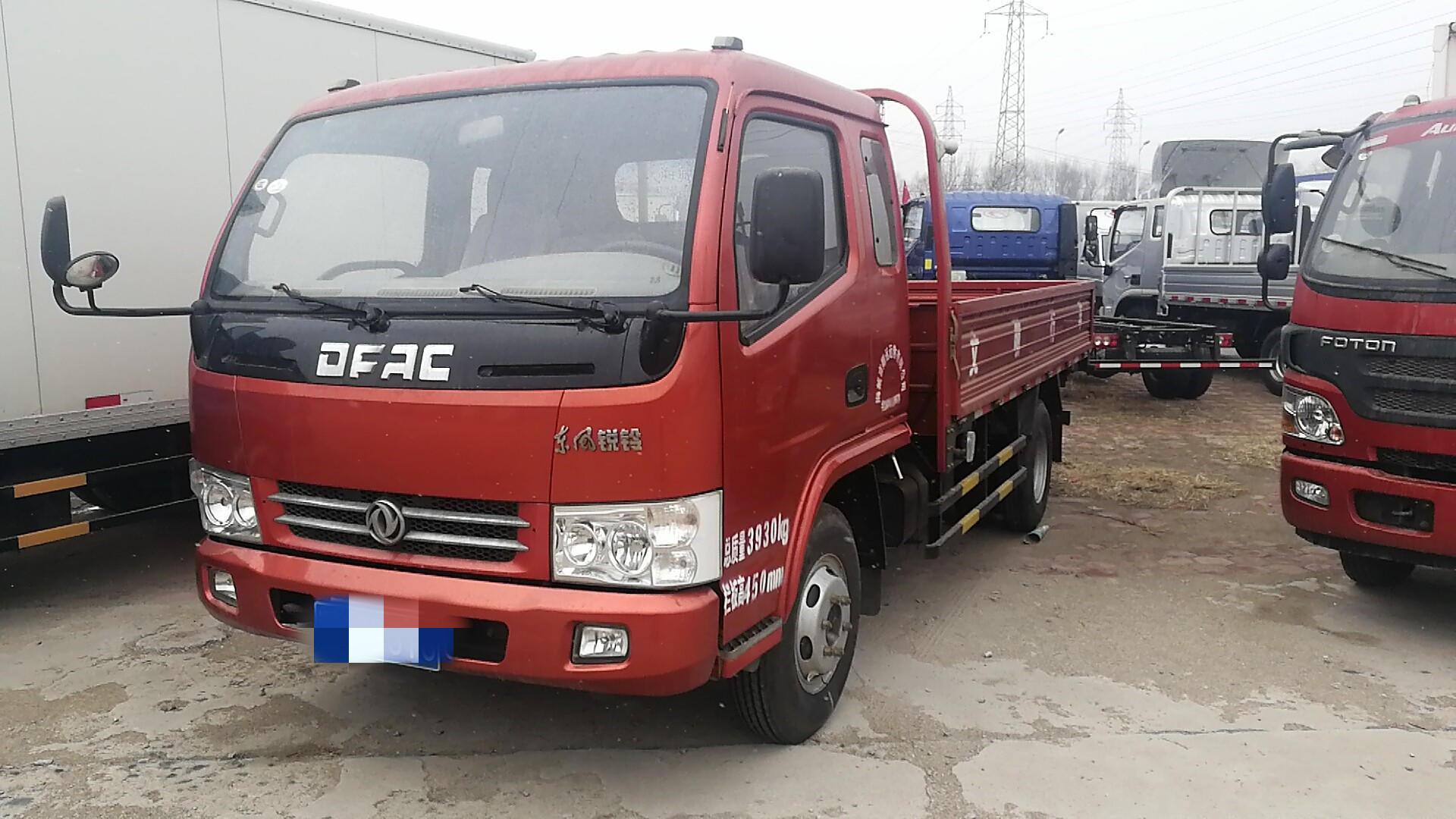 東風多利卡多利卡D5 載貨車  110匹 2017年07月 4x2