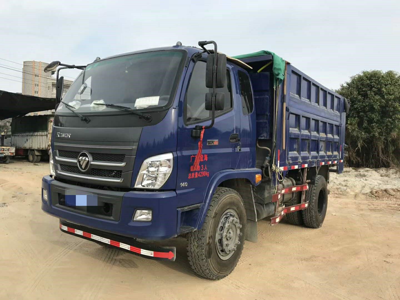 福田瑞沃 自卸車  160匹 2018年11月 4x2
