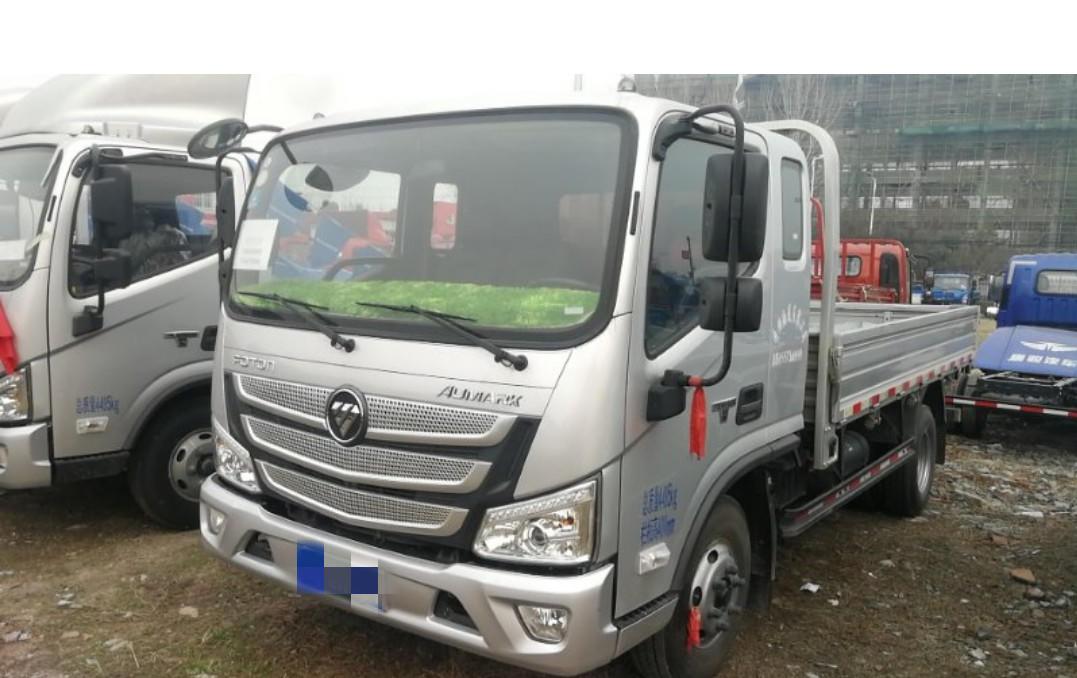 福田歐馬可歐馬可S5 載貨車  143匹 2018年03月 4x2