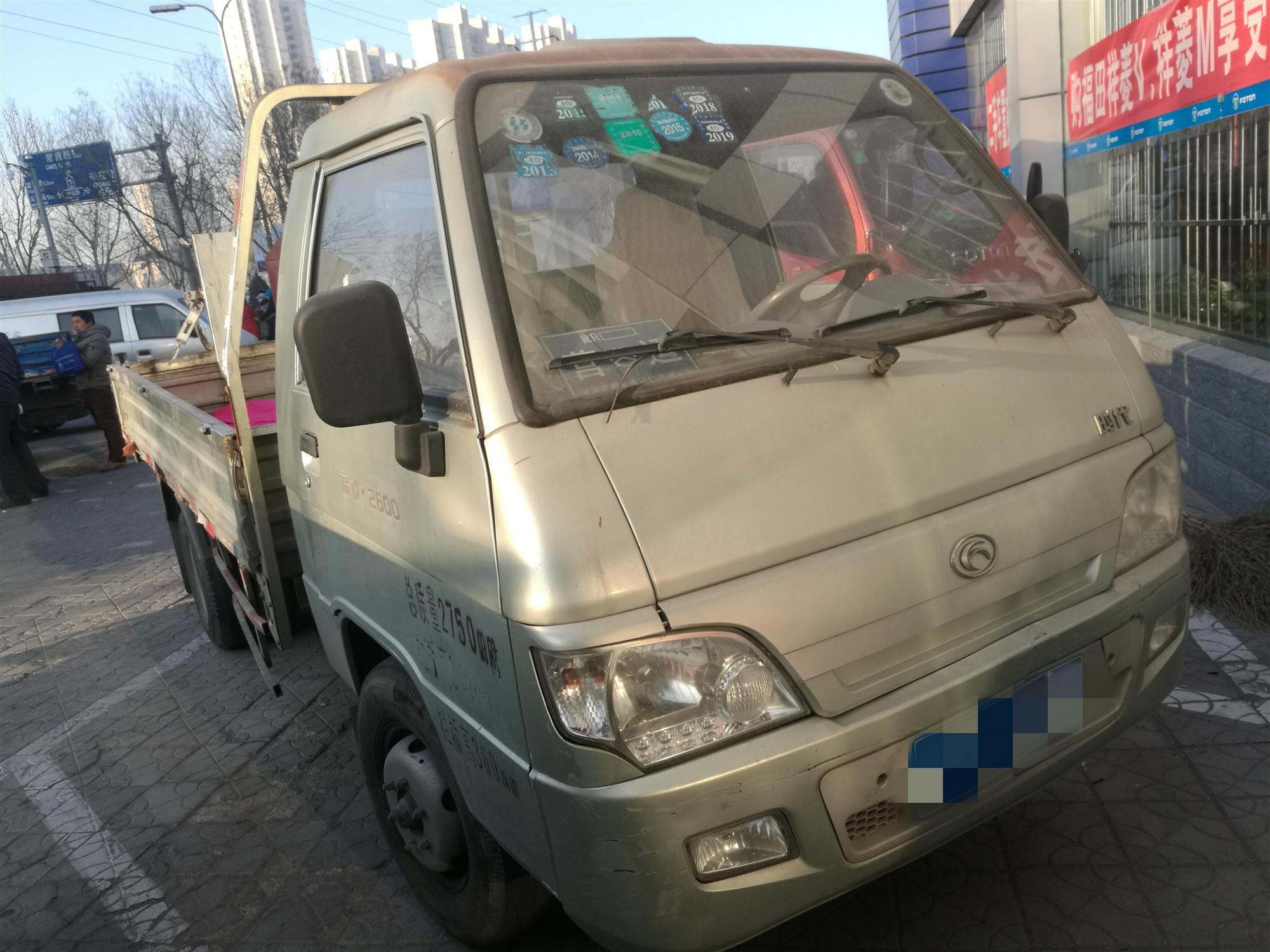 時代馭菱 載貨車  100匹 2012年01月 4x2