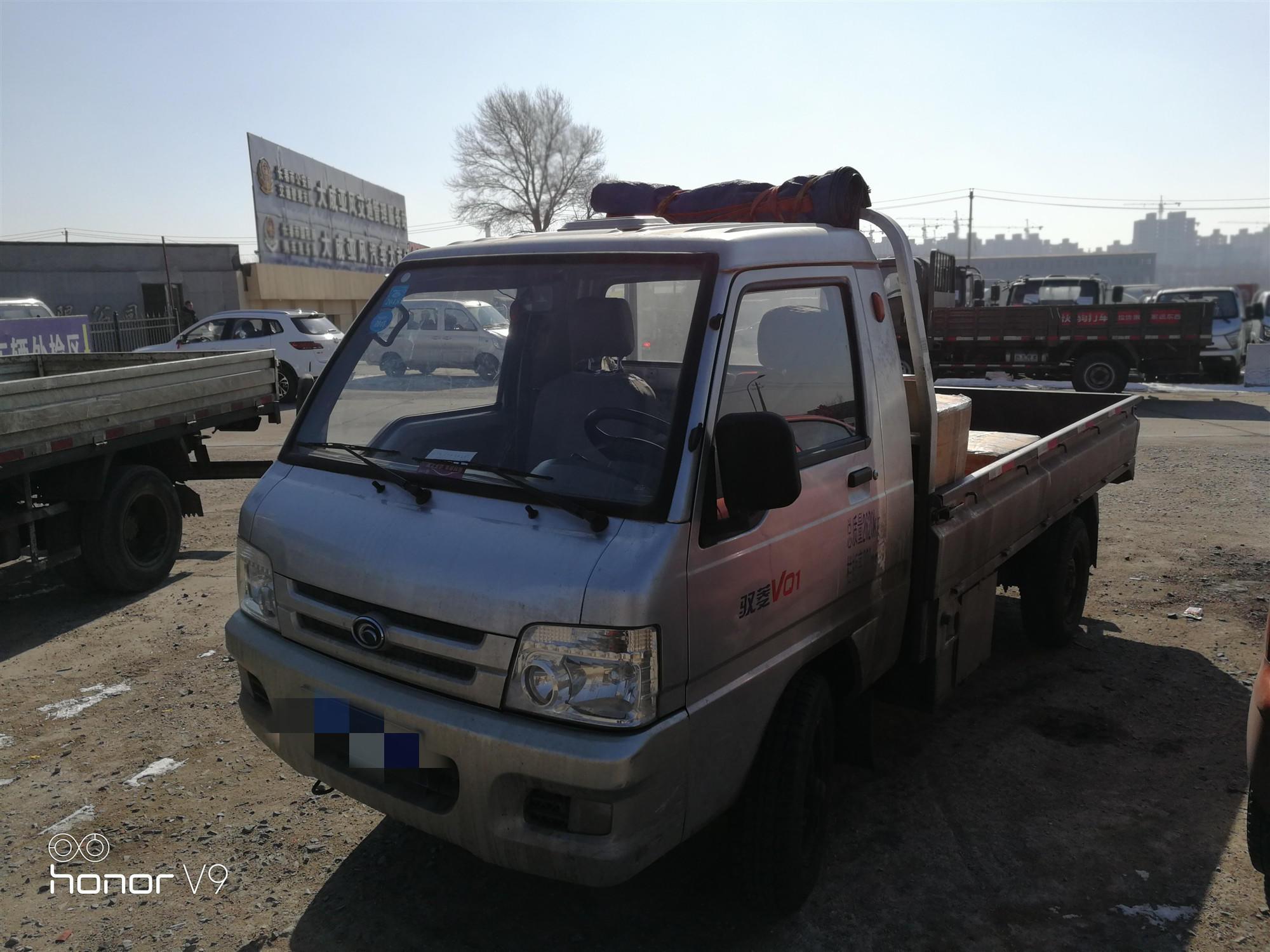 時代馭菱 載貨車  82匹2016年03月 4×2 國三
