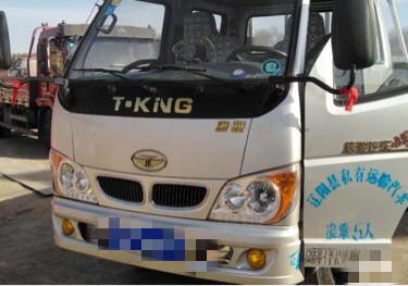 唐駿汽車唐駿K1 載貨車  90匹 2018年01月 4x2