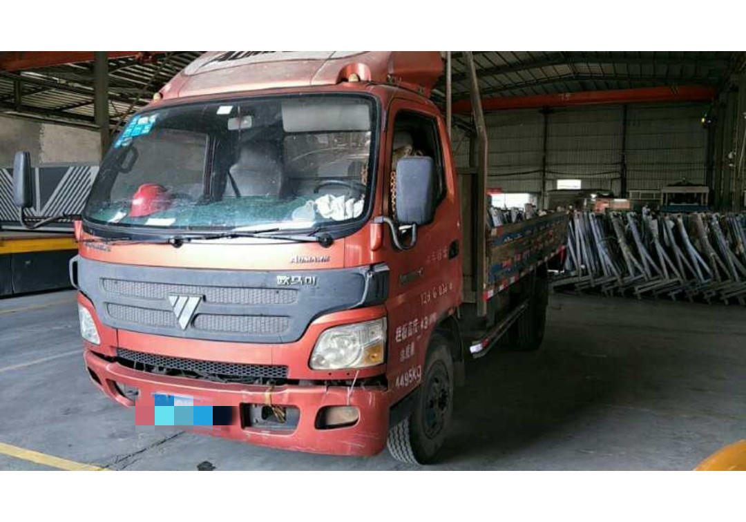 福田歐馬可歐馬可S5 載貨車  150匹 2012年02月 4x2