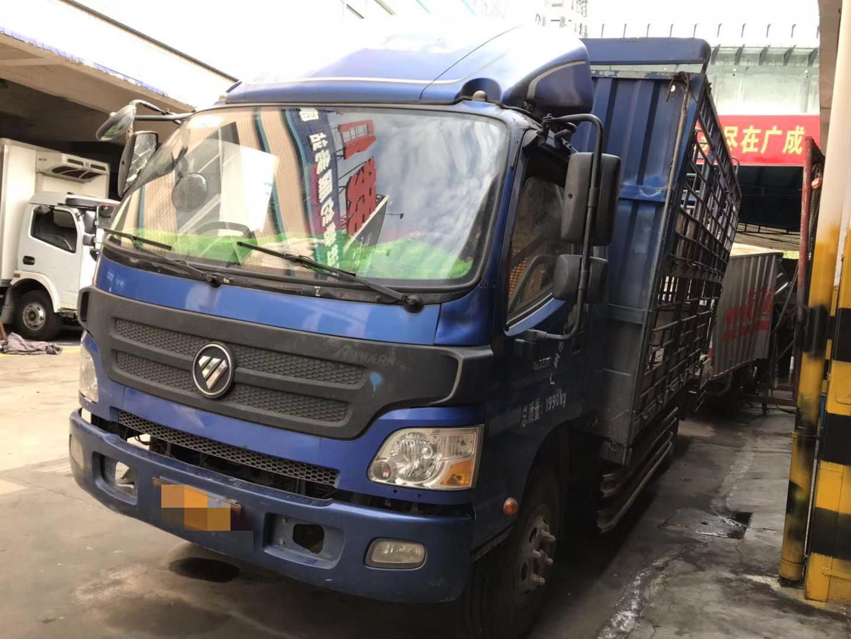 福田欧马可欧马可S5 载货车  140匹 2016年06月 4x2