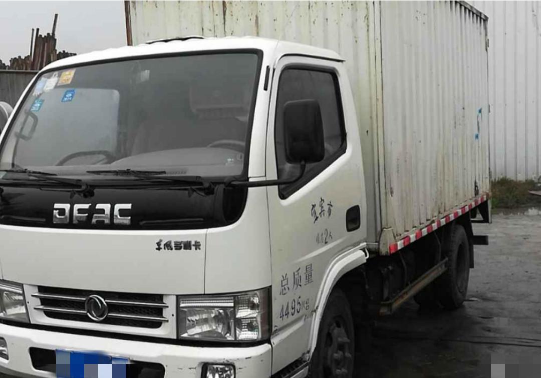 东风多利卡多利卡D5 载货车  80匹 2017年03月 4x2
