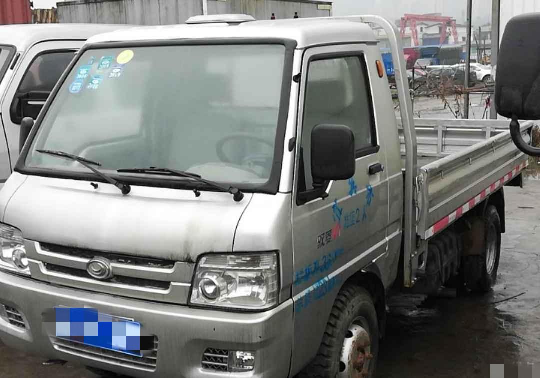 北汽福田其他车系 载货车  68匹 2015年05月 4x2