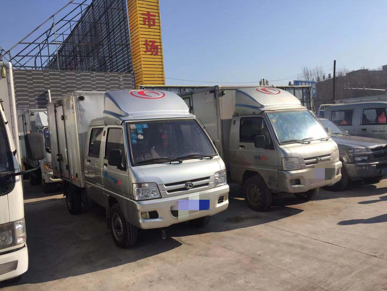 北汽福田其他車系 載貨車  89匹 2014年05月 4x2