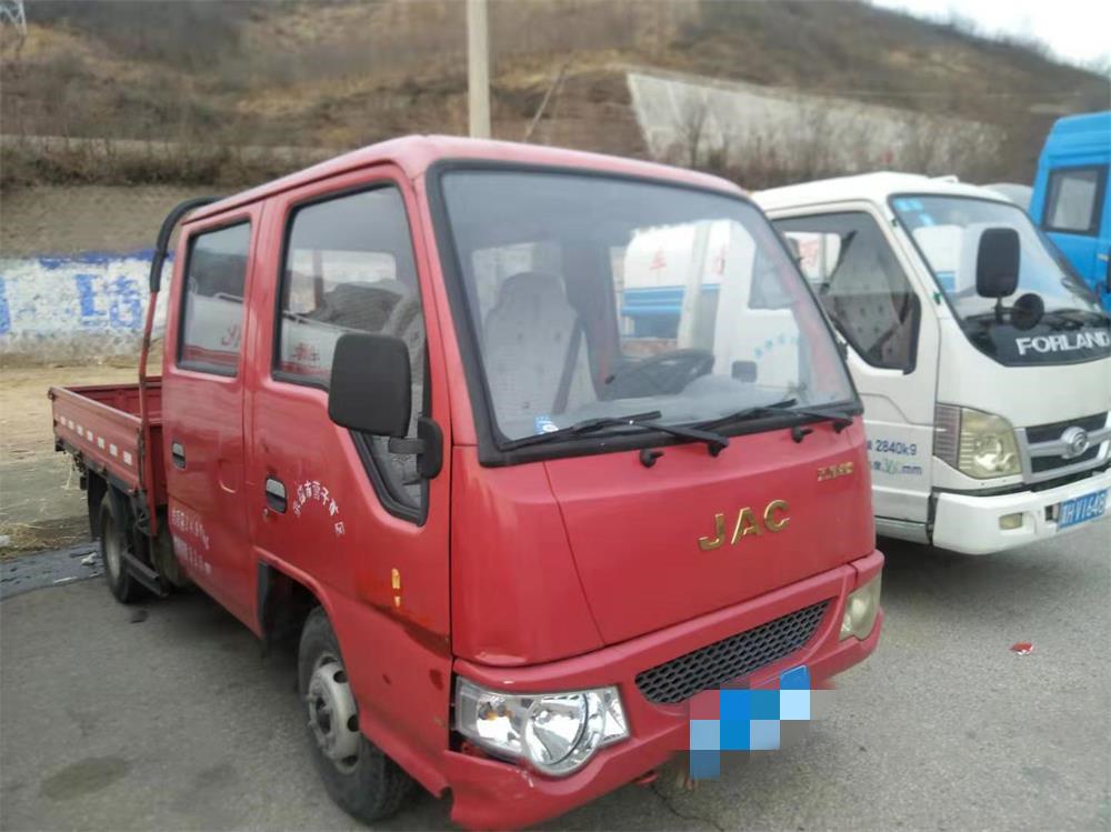 江淮其他車系 載貨車  65匹 2013年02月 4x2