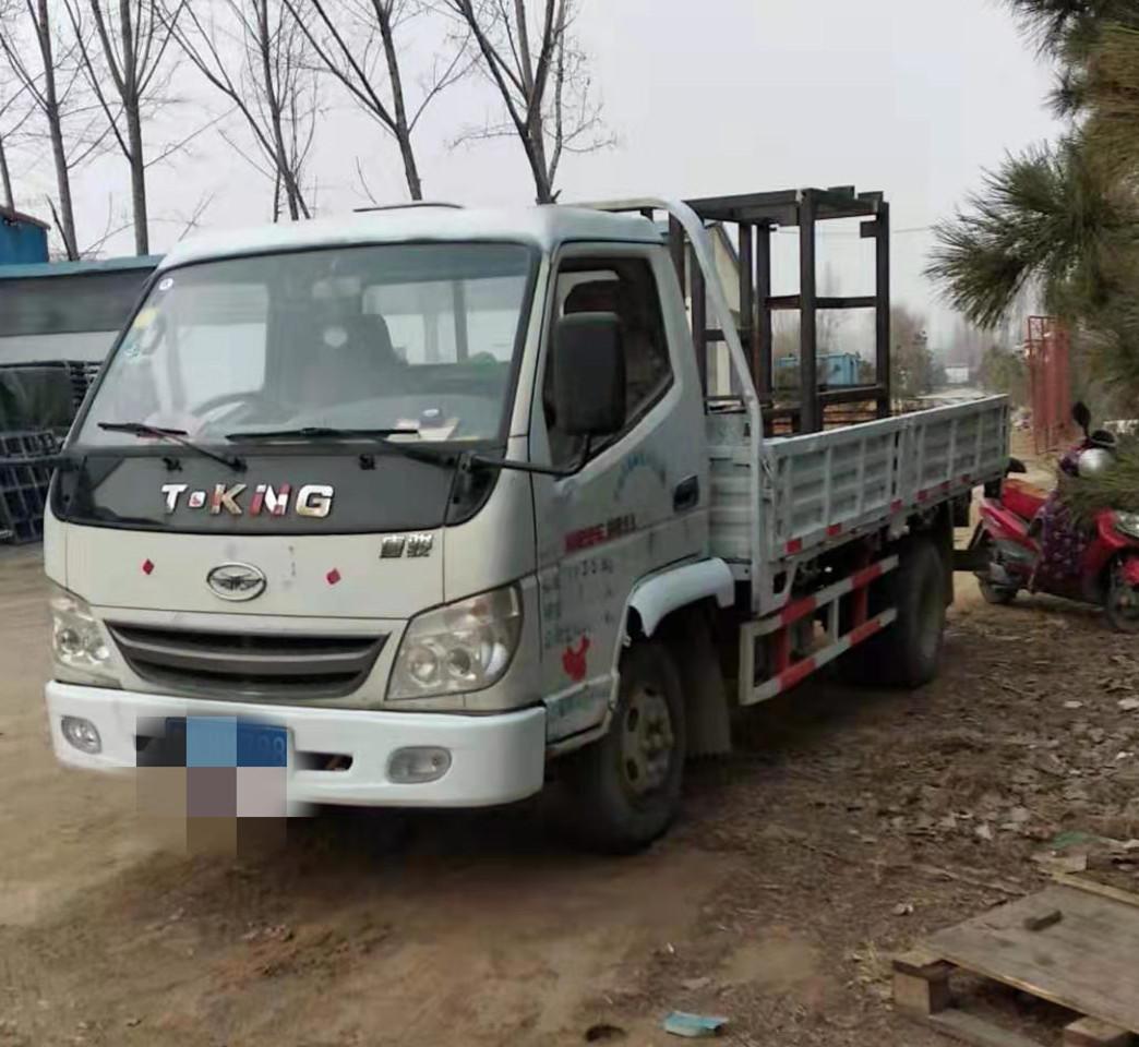 唐骏汽车唐骏T3 载货车  90匹 2012年12月 4x2