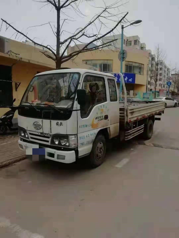 一汽解放其他車系 載貨車  76匹 2013年06月 4x2
