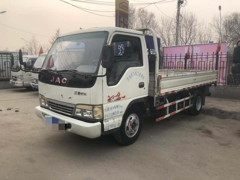 江淮康铃康铃H5 载货车  90匹 2014年02月 4x2