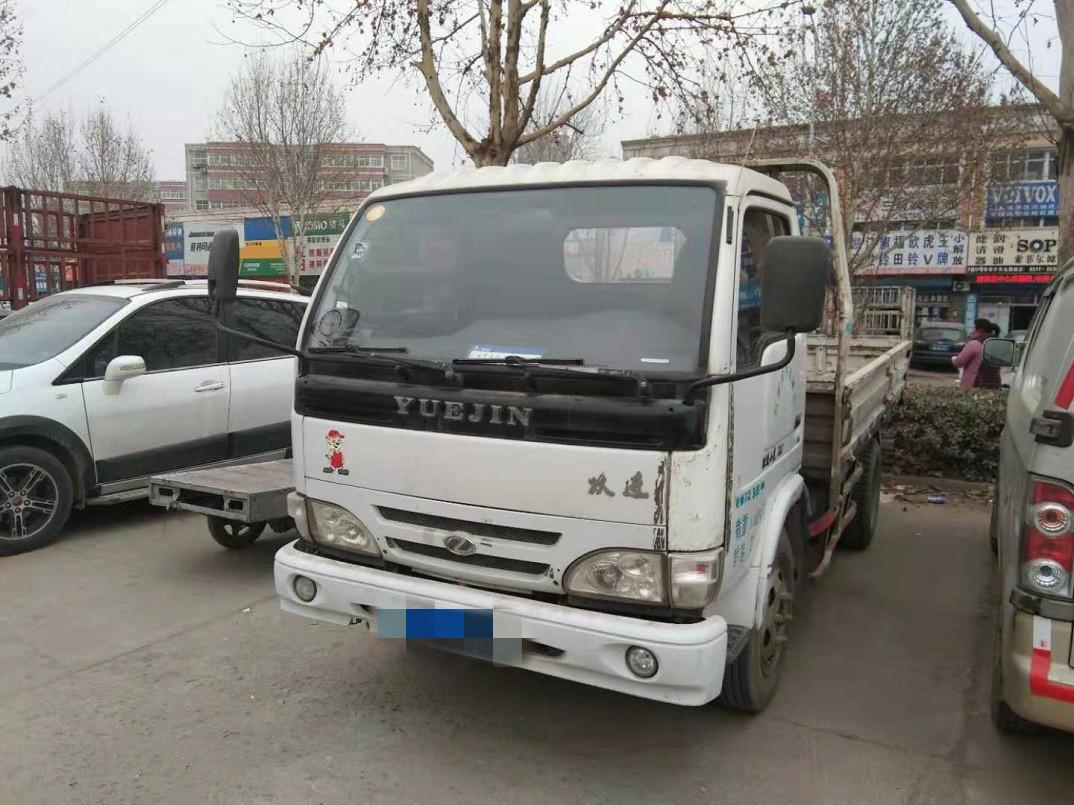 南京依維柯躍進 載貨車  115匹 2015年03月 4x2