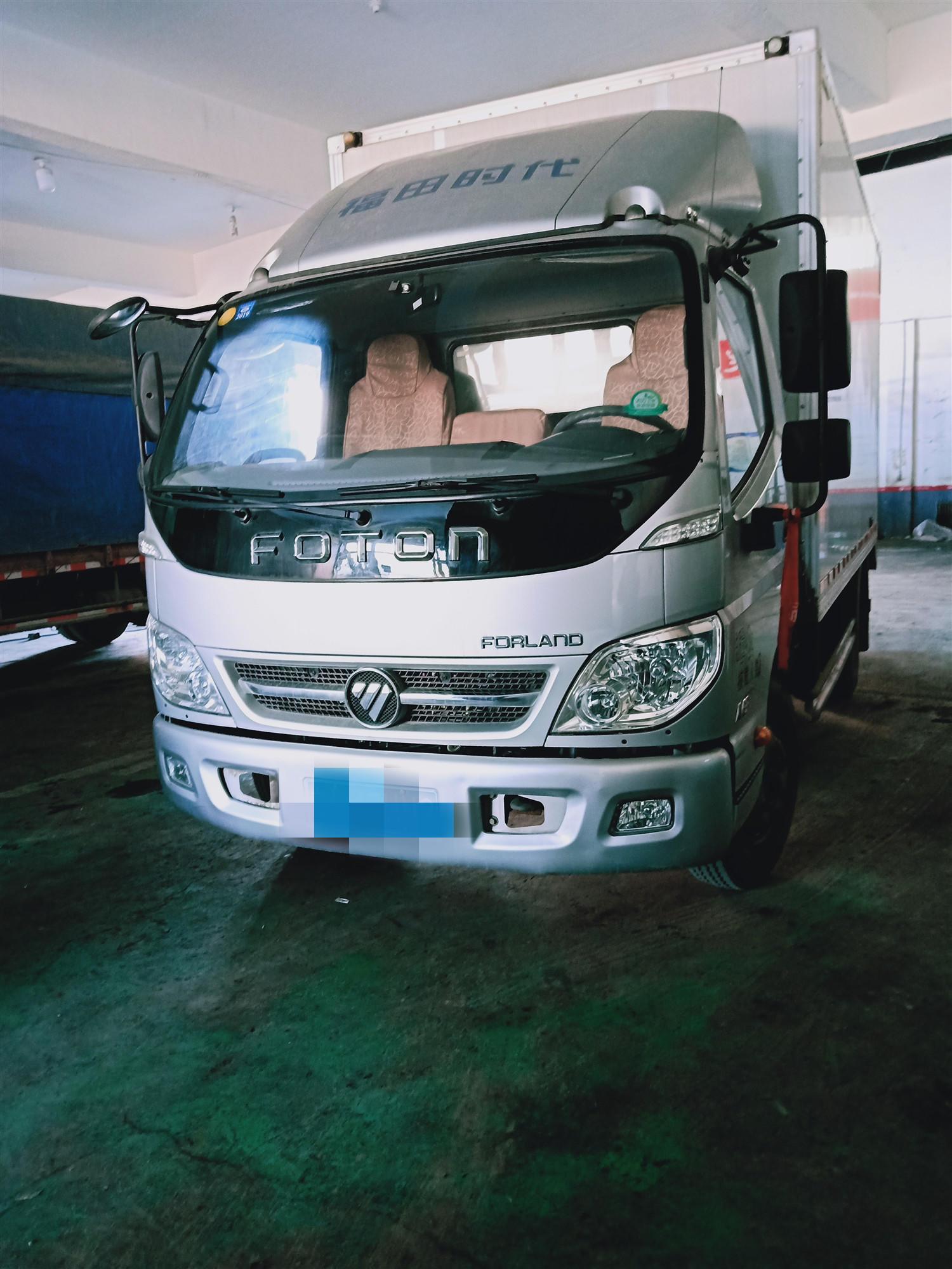 北汽福田其他車系 載貨車  96匹 2016年04月 4x2