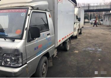 北汽福田其他車系 載貨車  85匹 2014年12月 4x2