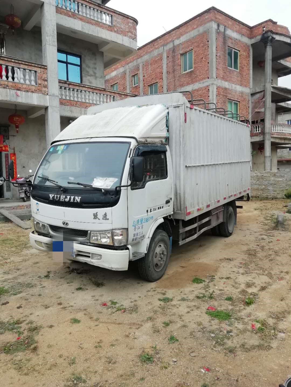南京依維柯躍進 載貨車  100匹 2009年11月 4x2