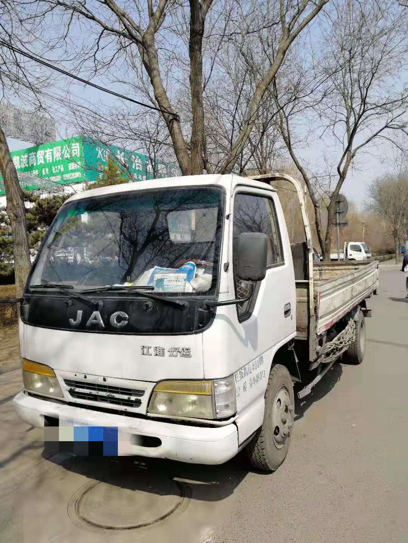 江淮駿鈴駿鈴E5 載貨車  110匹 2011年07月 4x2