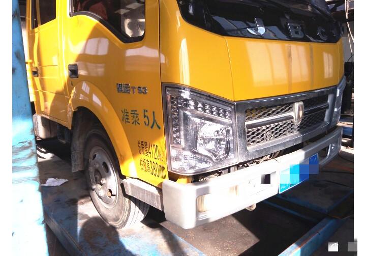 金杯騏運 載貨車  80匹 2017年03月 4x2