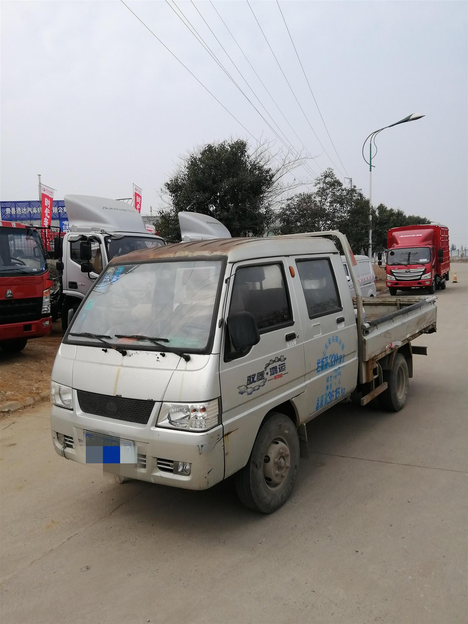 時代馭菱 載貨車  45匹 2010年12月 4x2