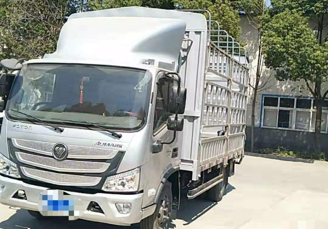 福田歐馬可歐馬可S3 載貨車  160匹 2018年04月 4x2