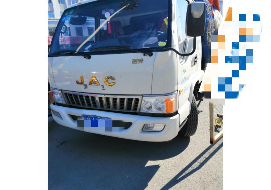 江淮骏铃骏铃E5 载货车  80匹 2012年03月 4x2