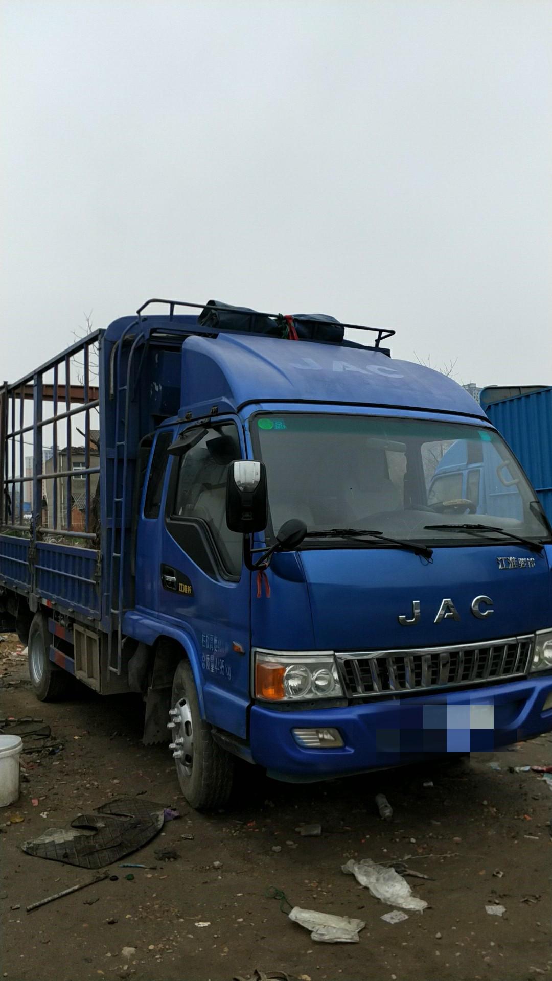 江淮駿鈴駿鈴E5 載貨車  140匹 2014年11月 4x2